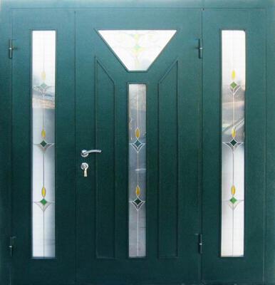 Дверь металлическая разворот