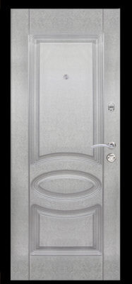 Входная дверь Металюкс Модель M71/2